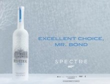 BELVEDERE VODKA // JAMES BOND SPECTRE // MISSION