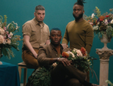 YOUNG FATHERS // IN MY VIEW // RATTLING STICK